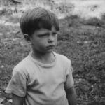 """Joe Breen w filmie """"Little Fugitive"""""""