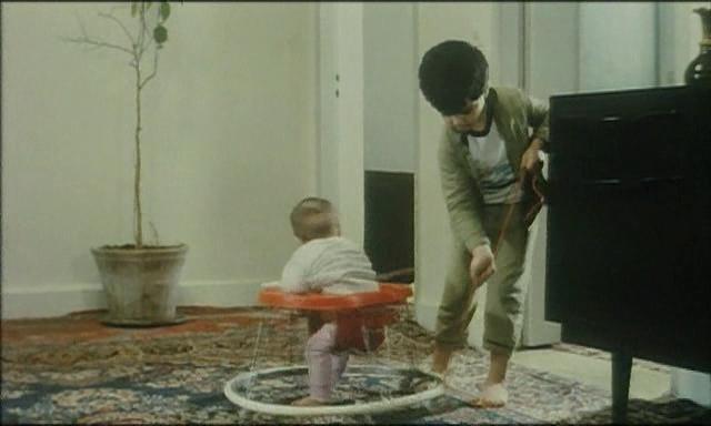 Mahnaz Ansarian w filmie Klucz