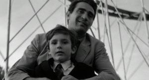 Roberto Ciccolini jako Robertino w filmie Il Giovedi