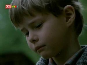 Matouš Soukenka w filmie Útěk s Cézarem