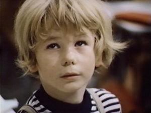 Andij Greissel w filmie Filipek / Philipp, der Kleine