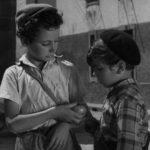 Horácio Silva i Feliciano David w filmie Aniki Bóbó