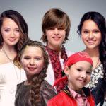 Arsen Szawliuk dzieciaki z Głos dzieci Ukraina