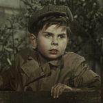 Viktor Koval Виктор Коваль w filmie Druzhok Дружок 1958
