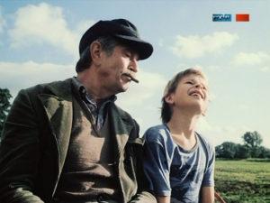 David Radscheidt w filmie Jeder träumt von einem Pferd