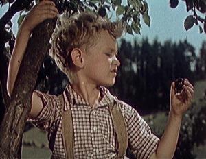 Miroslav Červenka w filmie Honzíkova cesta