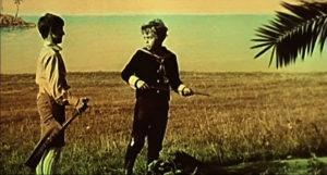 Michal Pospíšil Skradziony balon Ukradená vzducholoď
