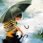 obrazek tapeta malarstwo rysunek Donald Zolan Touching the Sky