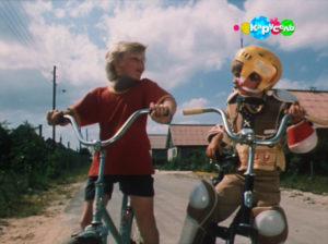 Gatis Rēpelis i Māris Strēlis film Saulessvece Suncandle Svechka, yarkaya kak solntse Свечка, яркая как солнце