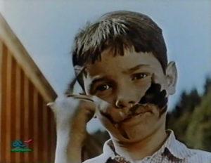 Michael Pan film Die Igelfreundschaft 1962