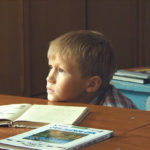Denis Babushkin Денис Бабушкин jako Mitia film Wróbel Воробей 2010