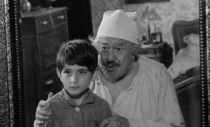 Alain Cohen jako Claude film Stary człowiek i dziecko Le vieil homme et l'enfant 1967