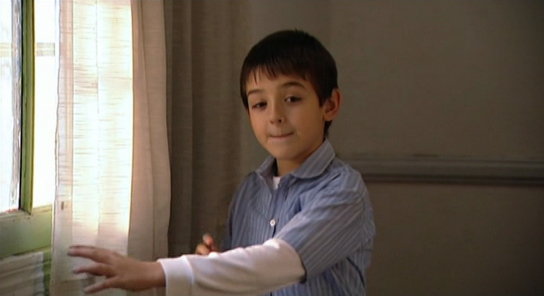 Lucas Esteban Rodríguez film Veo Veo 2003 2006 2011 2013