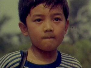 Tong Yang 杨通 film Si ge xiao huo ban 四个小伙伴 1981