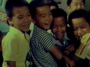 film Si ge xiao huo ban 四个小伙伴 1981
