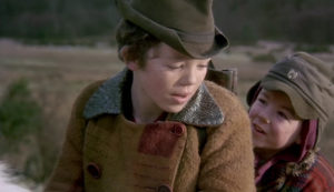 Rúaidhrí Conroy i Ciarán Fitzgerald film Na zachód 1992
