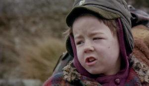 Ciarán Fitzgerald film Na zachód 1992
