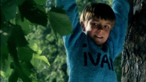 Alex Svanbjerg film Gummi-Tarzan 1981